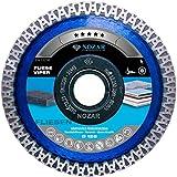 Nozar Diamant-Trennscheibe Fliese Viper 125 mm 22,23 mm