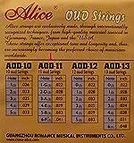 Alice Oud Saiten Strings 1 Satz (11 Stück)
