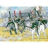 Zvezda - Z8020 - Maquette - Infanterie Lourde Russe 1812 - Echelle 1:72