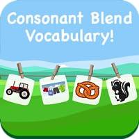 Consonant Blend Vocabulary