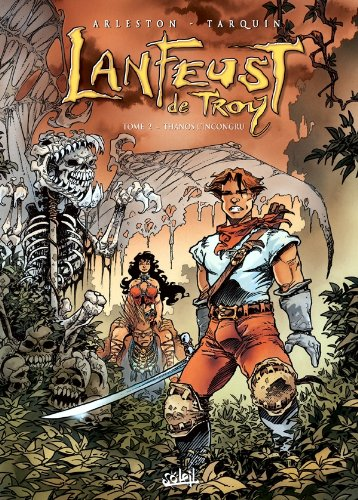 Lanfeust de Troy T02 (NED) par Christophe Arleston