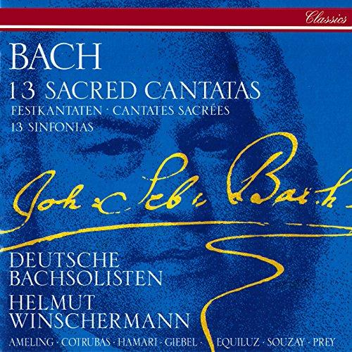 Bach, J.S.: 13 Sacred Cantatas...