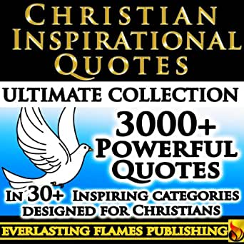 Christian inspirational quotes 3000 inspirational and for Living 3000 shop