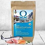 Schecker DOGREFORM Omega 3 + 6 Lachs Trockenfutter für Hunde