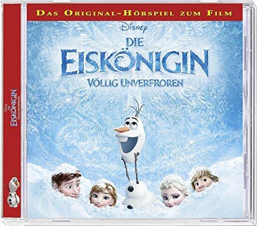 frozen cd Die Eiskönigin - Völlig unverfroren