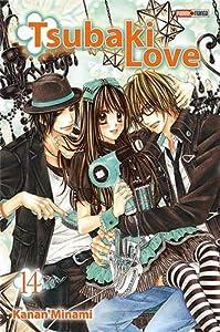 Tsubaki Love Edition simple Tome 14