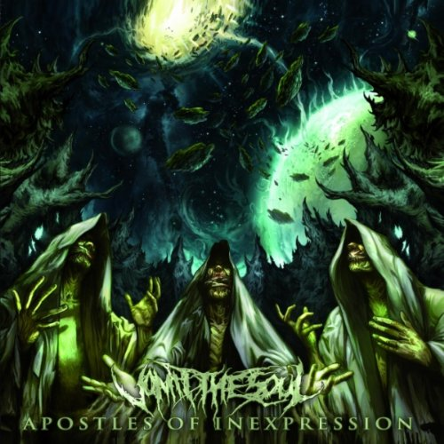 Vomit the Soul: Apostles of Inexpression (Audio CD)