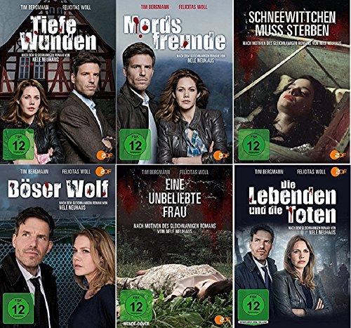 6-Filme Paket (6 DVDs)