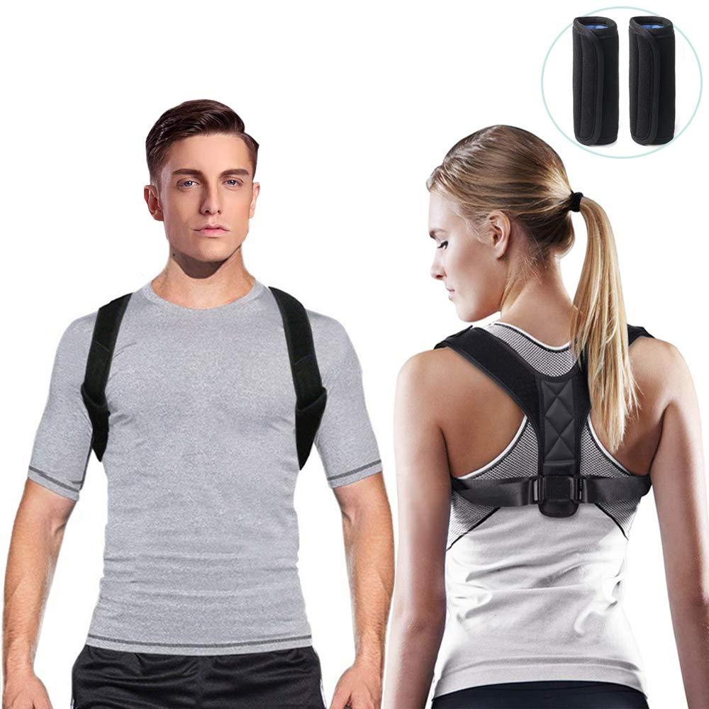Gargantia Soporte de Espalda y Hombros Corrector de Posturas