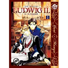 Ludwig II Vol. 1 (Yaoi Manga) (English Edition)
