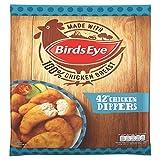 Birds Eye 42 Crispy Chicken Dippers, 770 g (Frozen)