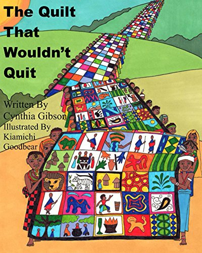 The Quilt That Wouldn't Quit (English Edition)