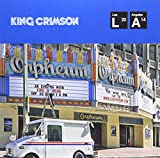King Crimson: Live at Orpheum (Audio CD)