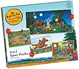 Paul Lamond Highway Rat 4 In 1 Jigsaw Puzzles