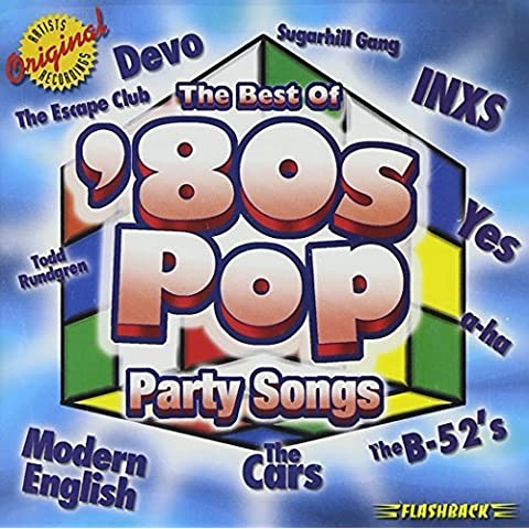 Best of 80's Pop: Party Songs by Various Artists (2003-10-10)