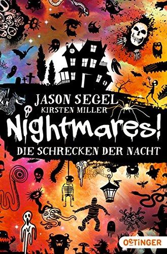 Buchseite und Rezensionen zu 'Nightmares. Die Schrecken der Nacht: Band 1' von Jason Segel