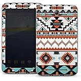 Samsung Galaxy Tab 3 7.0 7.0 Autocollant Protection Film Design Sticker Skin Ethnique Aztèques Motif