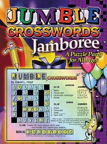 Jumble Crosswords Jamboree: A Puzzle Party for All Ages (Jumbles)