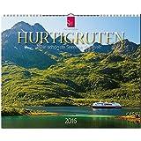 Hurtigruten 2016 - Die schönste Seereise der Welt: Original Stürtz-Kalender - Großformat-Kalender 60 x 48 cm [Spiralbindung]