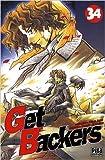 Get Backers Vol.34 de AOKI Yuya ( 19 août 2009 ) - 19/08/2009