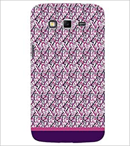 Printdhaba Typography D-1814 Back Case Cover For Samsung Galaxy Grand 2