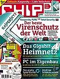 CHIP mit 3 DVDs 11/14! Jetzt mit Kaspersky PURE 3.0 in der CHIP Edition!