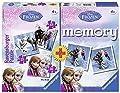 Disney Frozen - Multipack Memory + 3 puzzle (Ravensburger 22311 4) por Ravensburger
