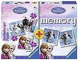 Disney Frozen - Multipack Memory + 3 puzzle (Ravensburger 22311 4)