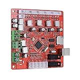 Aibecy 3D Drucker Mainboard Hauptplatine Motherboard, 12V LCD Steuerplatine Steuern Brett mit USB Anschluss für A8 DIY Selbstmontage 3D Desktop Printer RepRap Prusa i3 Kit