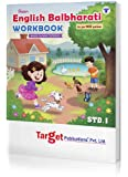 Blossom 1st Std English Balbharati Workbook for Primary Children   English Medium Maharashtra State Board   Based on Std 1 New Textbook   As per CCE Pattern   Chapterwise Textual Questions with Unitwise Tests