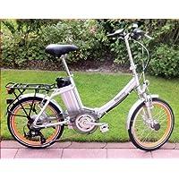 Pedelec Movena afh20, certificado TÜV y eléctrico – Bicicleta plegable (Movena afh20 – 36 V 15 Ah Batería, 20 pulgadas Pedelec de bicicleta plegable UVP: ...