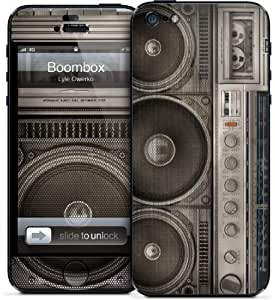 GelaSkins iPh5-Boom GelaSkins for iPhone 5 - 1 Pack - Retail Packaging - Boombox