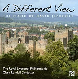 The Music of David Jephcott - A Different View