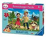 Ravensburger Heidi und Peter, Puzzle 24Teile (54619)