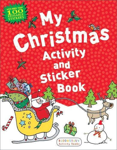 My Christmas Activity and Sticker Book por Anonymous, Bloomsbury