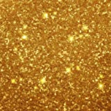 100% Edible Glitter - Gold - for Cake and Cupcake decorating - Fully Edible Cake Glitter
