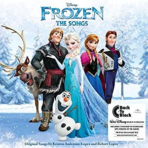 Frozen:the Songs [Import allemand]