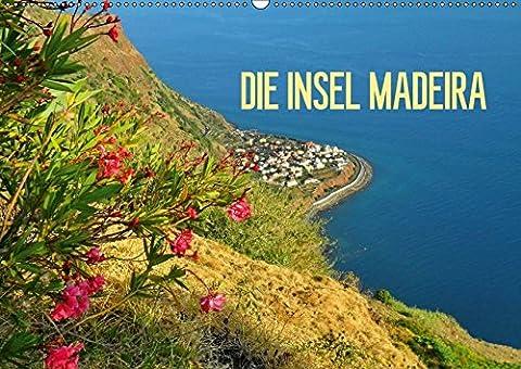 Die Insel Madeira (Wandkalender 2018 DIN A2 quer): Madeira hat