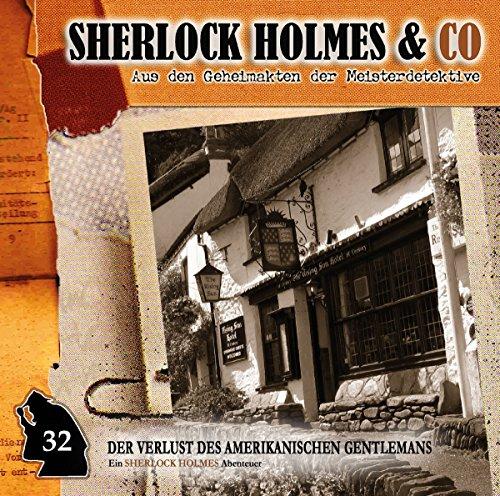Sherlock Holmes & Co (32) Der Verlust des amerikanischen Gentlemans Teil 2 - Romantruhe 2017