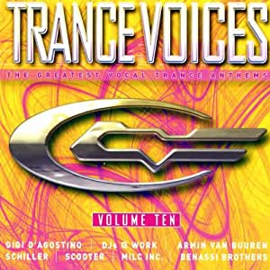 Various - Trance Voices 21 - The Greatest Vocal Trance Anthems