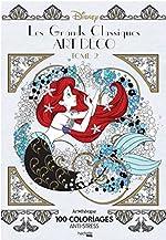 Les grands classiques Disney art déco tome 2 de Aurélia Stéphanie Bertrand