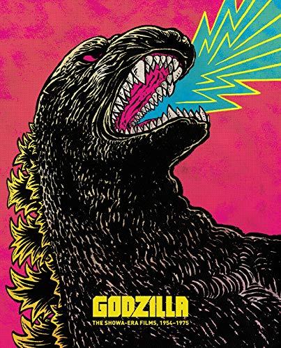 GODZILLA BOX - THE SHOWA FILMS 1954-1975 (CRITERION COLLECTION)