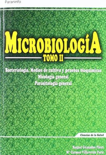 Microbiología. Tomo 2
