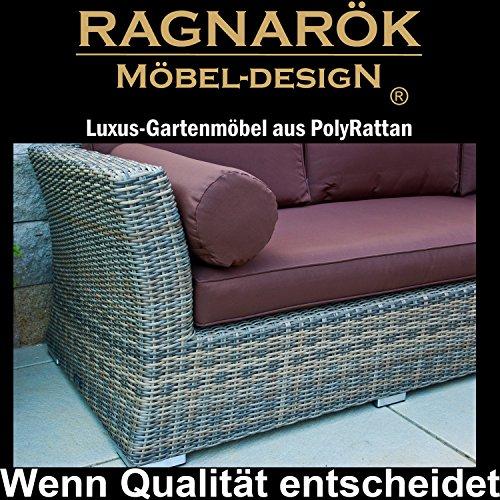 Ragnarök-Möbeldesign Lounge Gartenmöbel Set- 7 Jahre Garantie ...
