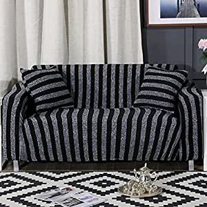 Knitted Sofa Slipcovers Surefit Stretch Couch Cover Throw