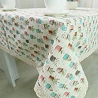 MEICHEN-Alta qualità tovaglie cotone coreano tavolo da pranzo serie home