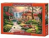 Castorland B-52202-2 - Sierra River Falls, Puzzle 500 Teile