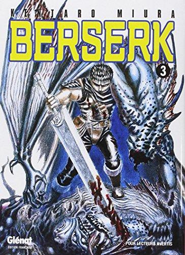Berserk (Glénat) Vol.3 par MIURA Kentarô