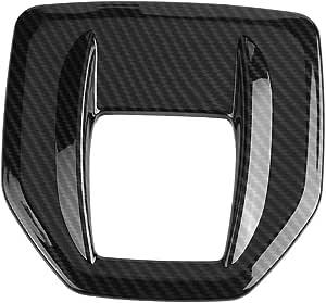Gangschaltung Box Cover Carbon Abs Auto Gangschaltung Box Panel Trim Für Giulia 2017 2018 Auto