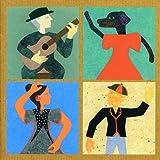 Songtexte von Gorky's Zygotic Mynci - Spanish Dance Troupe